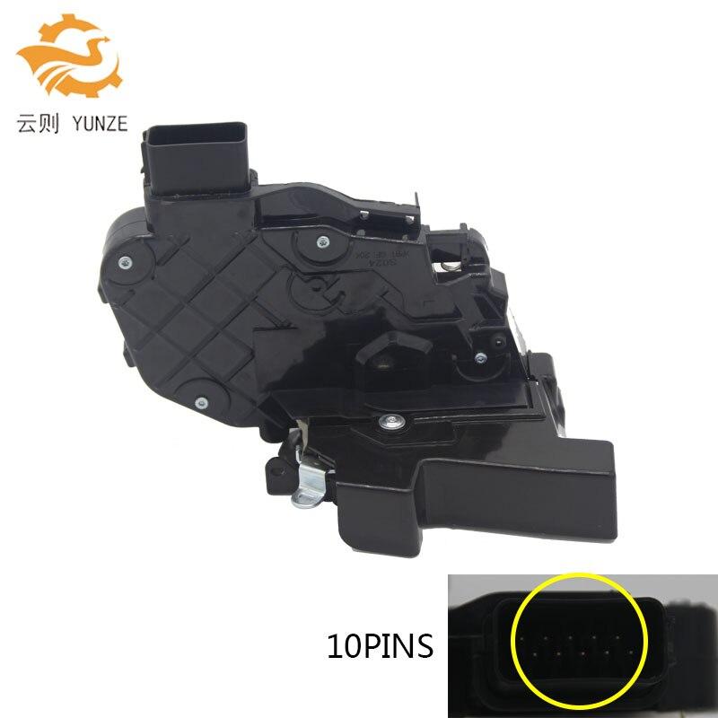 LR011277 FRONT LEFT DOOR LATCH MECHANISM LOCK ACTUATOR FOR LAND ROVER RANGE SPORT EVOQUE auto suspension parts left front control shower arm for land rover range rover evoque lr024472