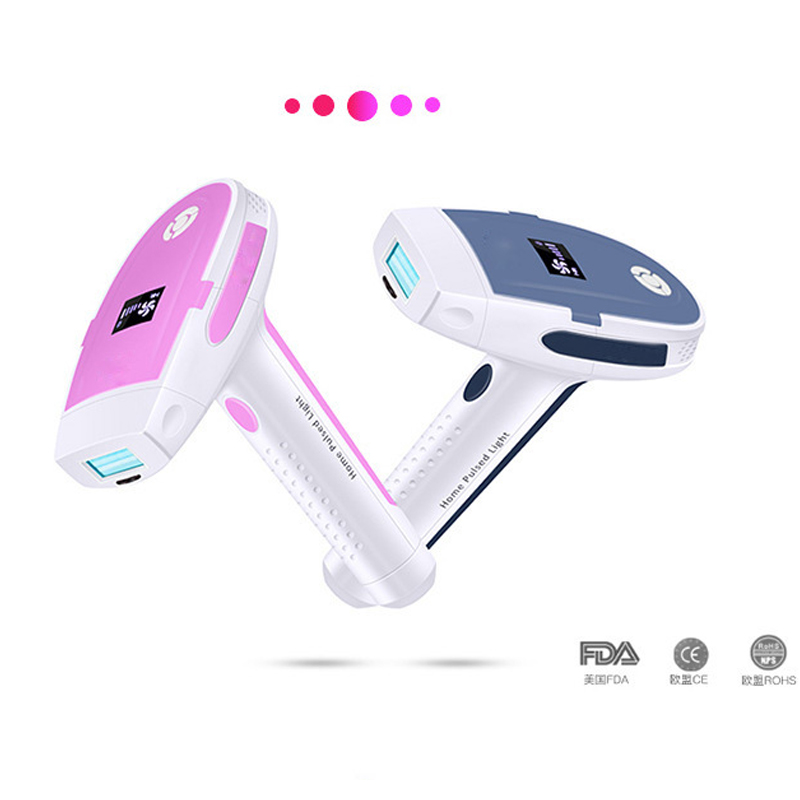 Pro Electric Female Laser Epilator IPL Permanent Painless Depilador Shaver Women Hair Removal Body Armpit Underarm Leg 100-240V rebune mini painless ipl permanent hair removal laser hair epilator depilador 120000 pulses home bikini lightsheer beauty device