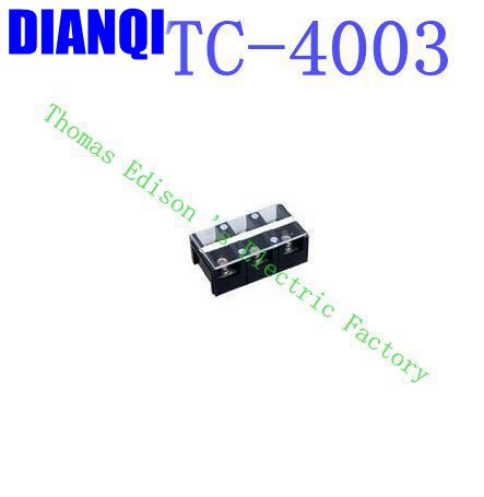TC-4003 Fixed High Current Terminal Terminal Connector/Cable Connector/Wire Connector/Splice 10PCS/Pack алмазная пила кратон tc 10