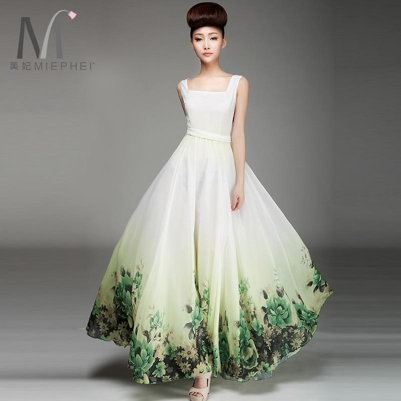 chiffon skirt twinset chiffon fashion Casual Dress full maxi Casual ...
