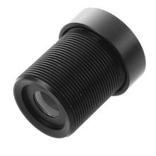 Wholesale 6mm Focus Length black Fixed Board Lens for CCTV Camera
