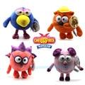 Hot sale Russian language Anime Football Smeshariki Stuffed&Plush Toys Animals Baby Toy Birthday Gift for Kids Child