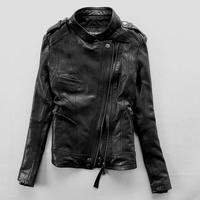 Новинка 2019 года Дубленки овчины пальто для будущих мам для женщин толстые замшевые куртки осень зима овечья шерсть короткие куртки мотоцик