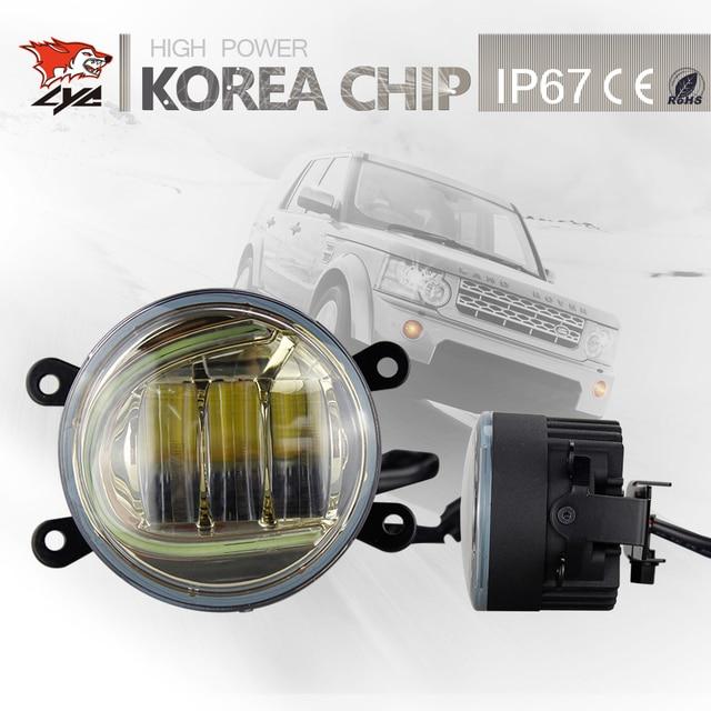 LYC Led Auto Licht Installation Für Jeep Nebelscheinwerfer für ...