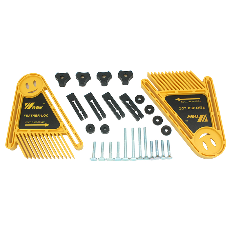 Multi Purpose Double Featherboards Feather Loc Board For Table Saws Router Tables Fences Tools Miter Gauge