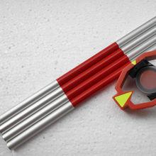 Абсолютно новая мини призма с 4 полюсами для всех станций Призма Постоянное смещение 0 мм