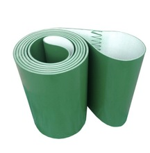 2pcs 950*200*3 mm (Customized Size Please Contact)PVC Green Transmission Conveyor Belt Industrial