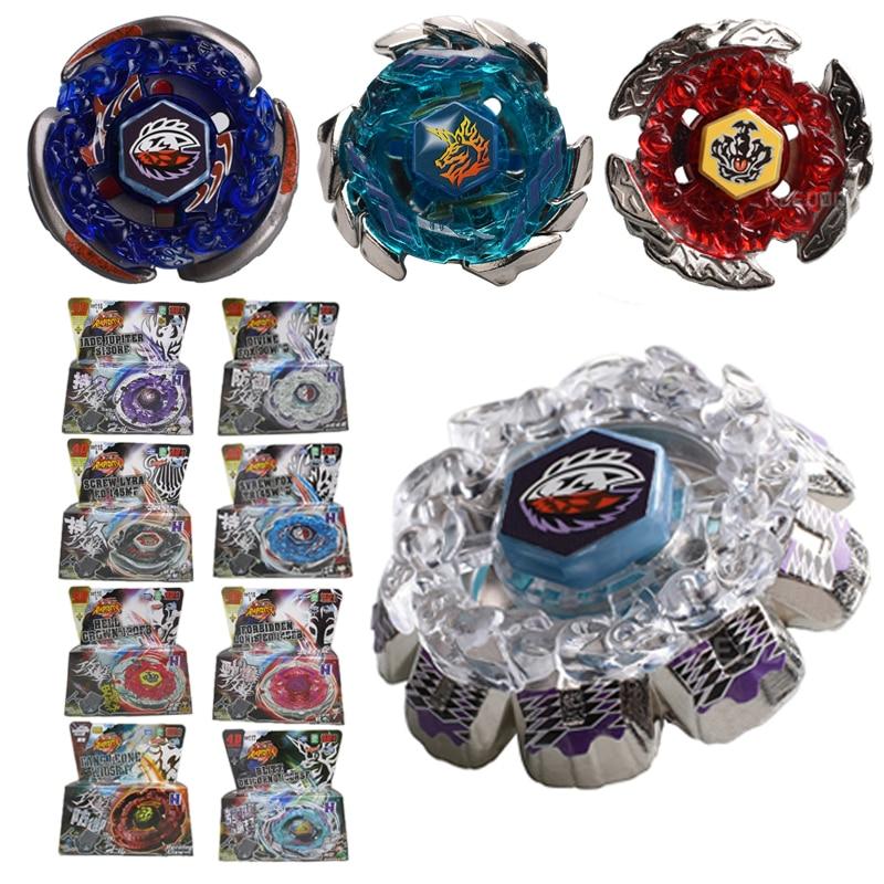 33 Styles Top rafale à lames bayblasées BB116A 116B 117 avec lanceur boîte d'origine en métal plastique Fusion 4D cadeau jouets pour enfants F4