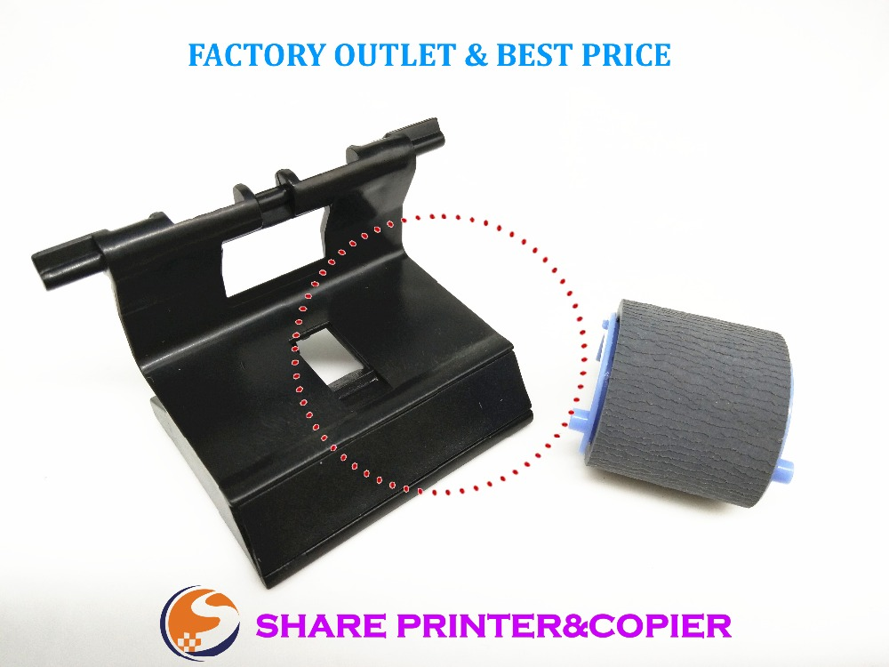 100 X Replace Paper Roller Kit for HP LaserJet P1005 6 7 8 M1212 3 4