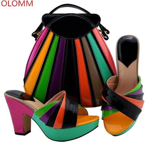 Sacs argent Assortis Nigérian Les Sacs 54 rose or Olomm Y Ensemble De Assortir Vert Sac Mariage La Noir Pour Avec bleu Chaussures Le Partie À Et vert Femmes aHqHXFI