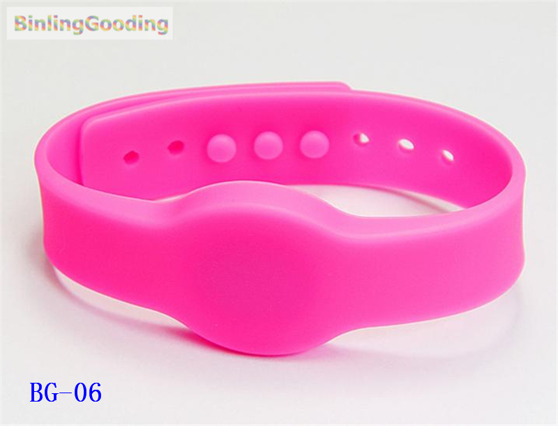 Access Control Security & Protection Reliable Bg-06 100pcs/lot 125khz Em4305 Rfid Wristband Bracelet Rewritable Id Card For Swimming Pool Sauna Room Gym