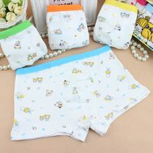 Character Sleeping Bear Boys Underwear Cute Kids Panties Cotton Teenage Briefs Children Underpants Child Clothes Boys Shorts