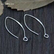 цены на 5pair 925 sterling silver, Earring Hook Clip Earrings accessories DIY earring hook pure silver earrings findings XA0434  в интернет-магазинах