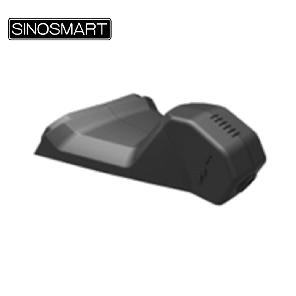 SINOSMART Novatek 96658 Car Wifi DVR Camera for Peugeot 4008 5008 DS7 Control by Mobile Phone