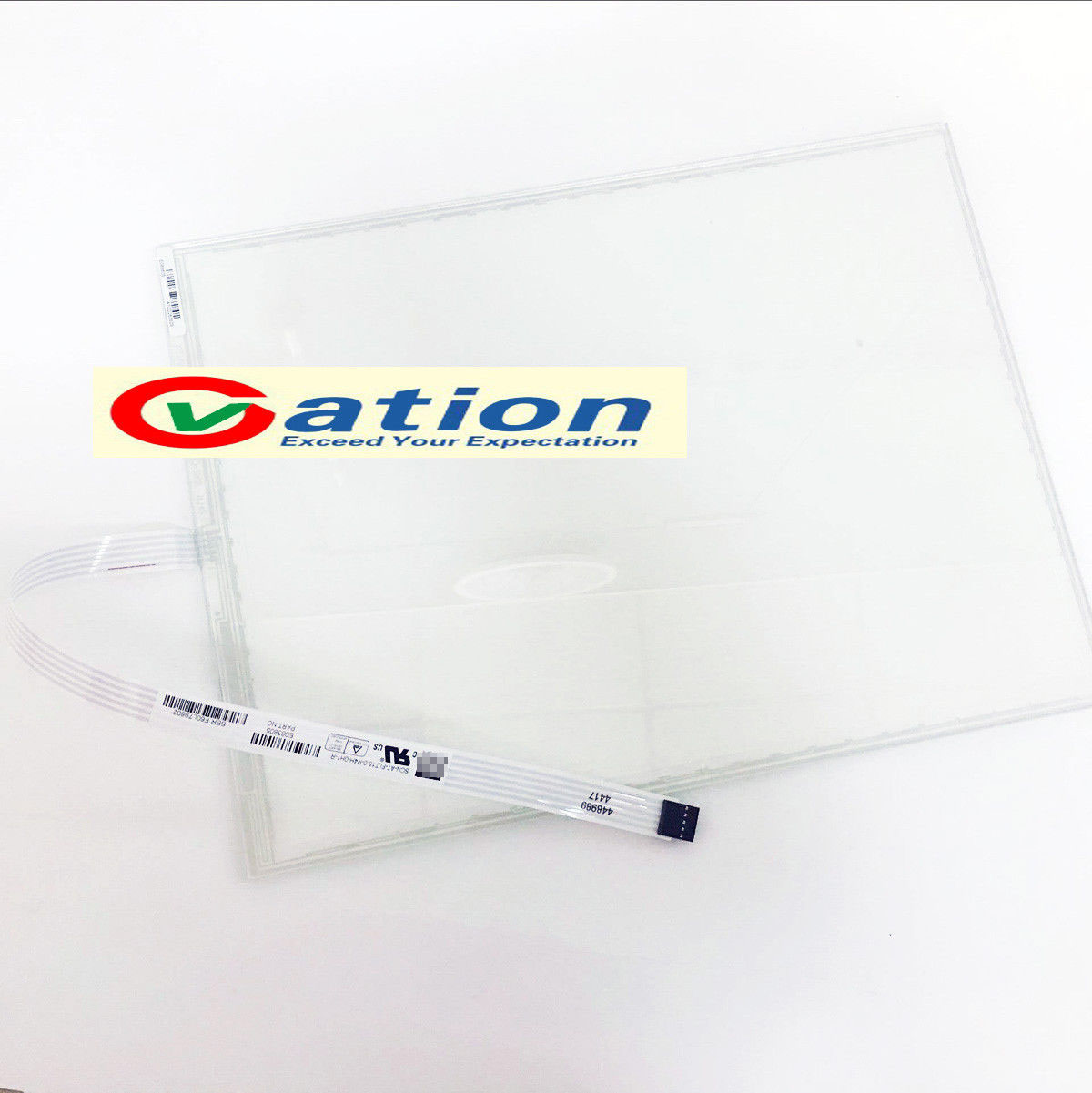 For SCN-A5-FLT10.4-Z08-0H1-R E588459 Touch Screen Glass Panel