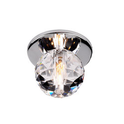 Kryształowa lampa sufitowa LED MINI alejek ganek balkon oświetlenie salon sufit pokoju dekoracji doprowadziły sufitu światła ZA46712