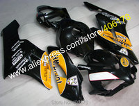 Hot Sales,For Honda CBR1000RR 04 05 Repsol CBR 1000 RR 1000RR CBR1000 RR HMP Yellow Black Motorbike Fairing (Injection molding)