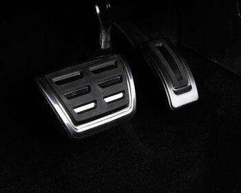 2pc for SKODA KODIAQ AT Brake pedal Accelerator pedal Free punching