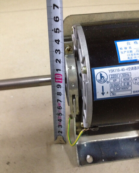 High Quality Central Air Conditioning Fan Coil Motor Fri0115
