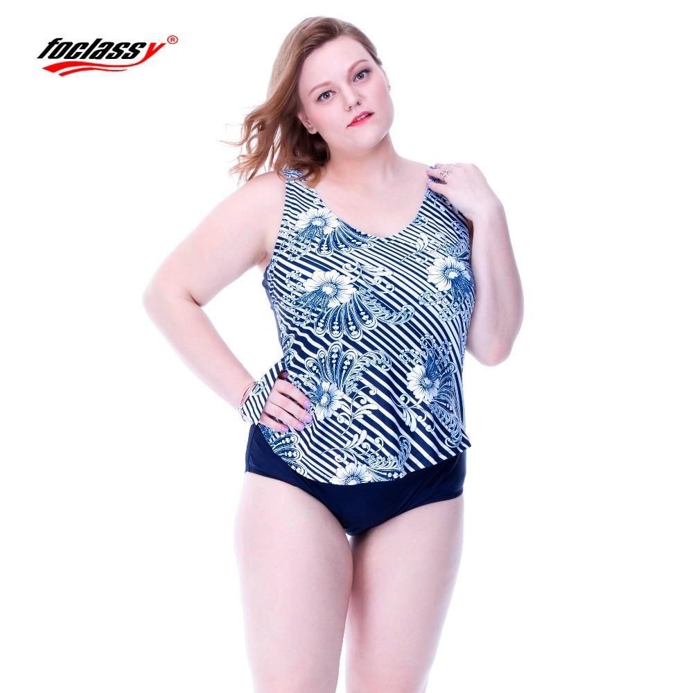 Foclassy Swimsuit Plus Madhësia e rrobave të grave, Veshja e grave - Veshje sportive dhe aksesorë sportive