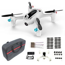 FPV X4 Plus H107D+ with 720P HD Camera RC Quadcopter RTF H107D Plus Drone With Carry Bag Blades Extra Battery F16767-ABCD