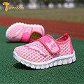 Twinsbella 2017 verão bebés meninos meninas casual shoes moda infantil sneakers crianças respirável running shoes para meninas