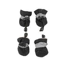 1 пара, зимняя непромокаемая нескользящая обувь для собак, Обувь для собак, зимние сапоги для щенков, толстые теплые сапоги, обувь для домашних животных S/M