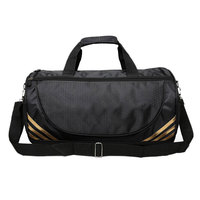 Nylon Outdoor Sport Bag Professional Fitness Shoulder Gym Bag Hot Training Female Yoga Duffel Bag For
