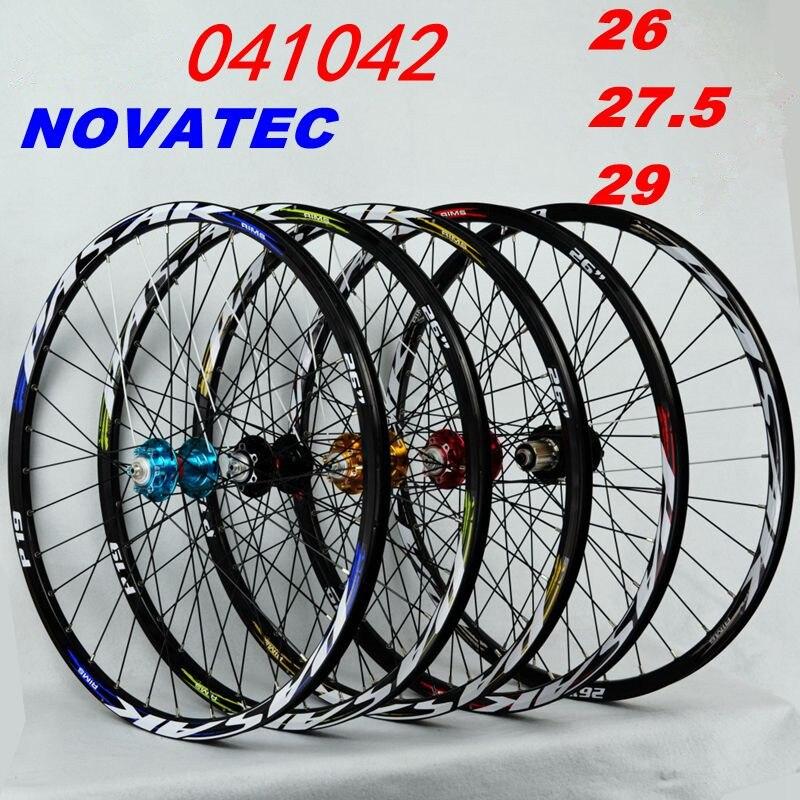 MTB Jiuyu 041042 bearing Palin 26/27.5/29 inch mountain bike wheelset off-road bicycle wheel rim