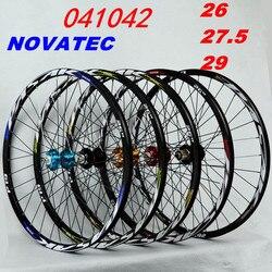 Jeu de roues de vtt Jiuyu 041042, Palin 26/27, 5/29 pouces, VTT pouces, jantes de bicyclette tout-terrain