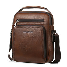 New luxury Famous Brand Men Shoulder Bags Pu Leather Men Bag Business Messenger Bags Man Small Crossbody Bag Classic Retro цены