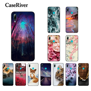 For Huawei Honor 10 Lite Case Cover Silicon Capa Honor 10 Lite Funda Honor10 i Lite Case Phone Bumper On Honor 10 Lite 10i(China)