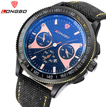 Relogio Masculino Mens Watches LONGBO Top Brand Luxury Men Casual Quartz Watch Men Military Waterproof Sports Wrist Watch 80183