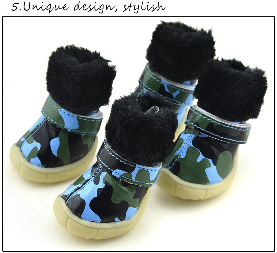 dog shoes 7
