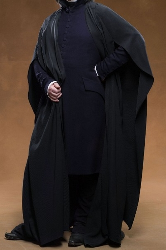 Professor Severus Snape Cosplay Cloak coat shirt wand from Harry Free Shipping for Halloween and Christmas