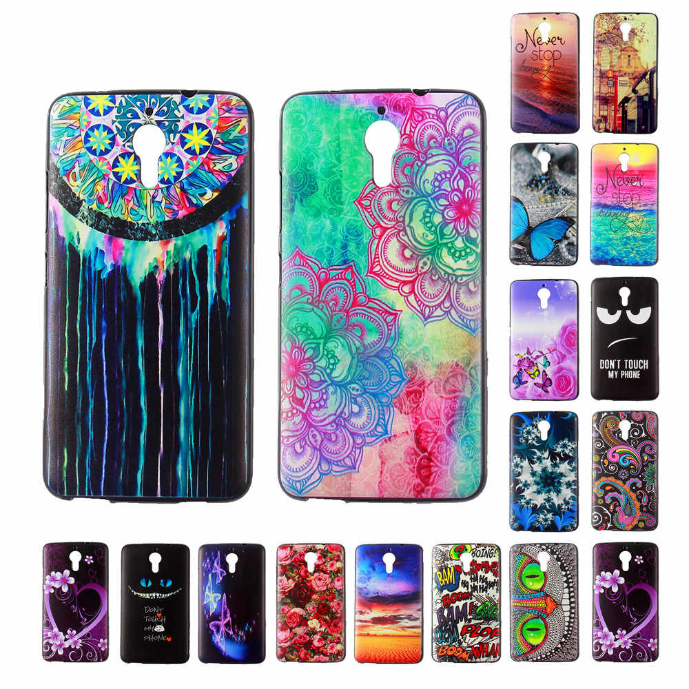 Luxury Case for PPTV King 7 Silicone Case Cute Cartoon Soft TPU Gel Back Cover Case for PPTV King 7s Phone Bags