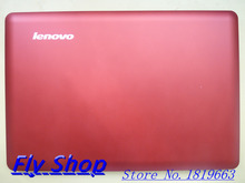 New OEM Lcd back cover for lenovo U410 U410A seires LCD Cover A COVER RED