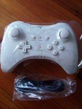 New Bluetooth White Classic Wireless Gamepad Controller For Nintendo Wii/ U Pro