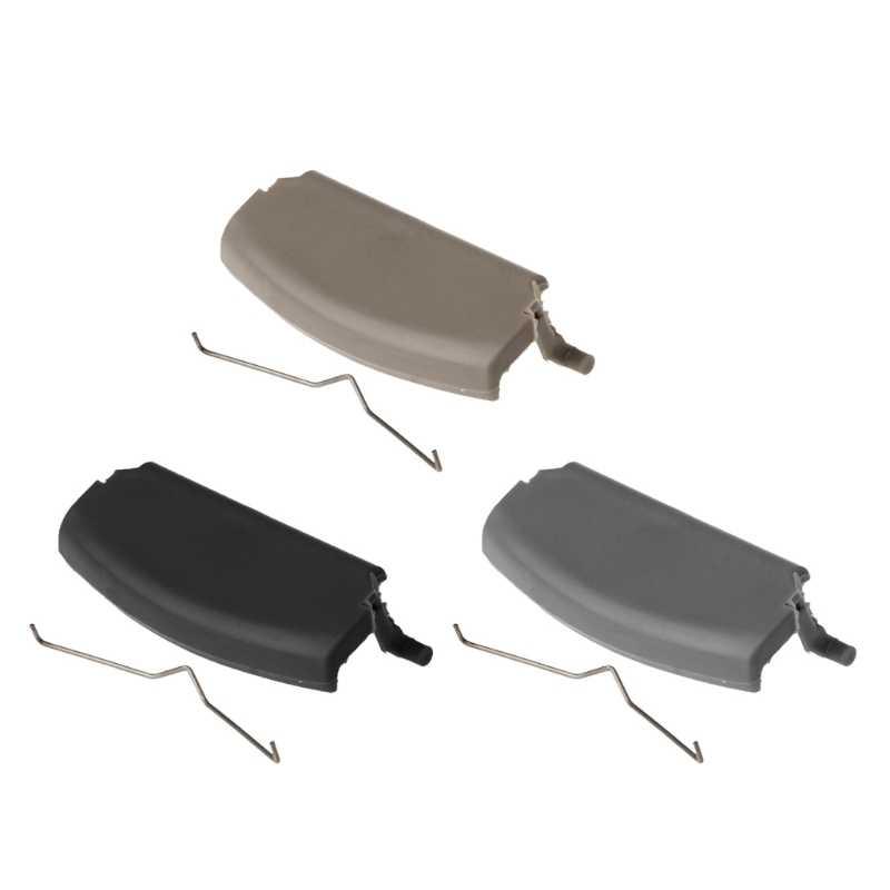مسند ذراع للسيارات مزلاج غطاء وحدة التحكم المركزية غطاء مرآة مصمم للسيارة أودي A4 B6 B7 2002-2008 3 ألوان برو السيارات السحابة كليب الداخلية اكسسوارات