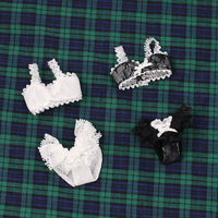Underwear suits for Blyth doll, Doll underwear set Lace lingerie for 1/6 blyth doll