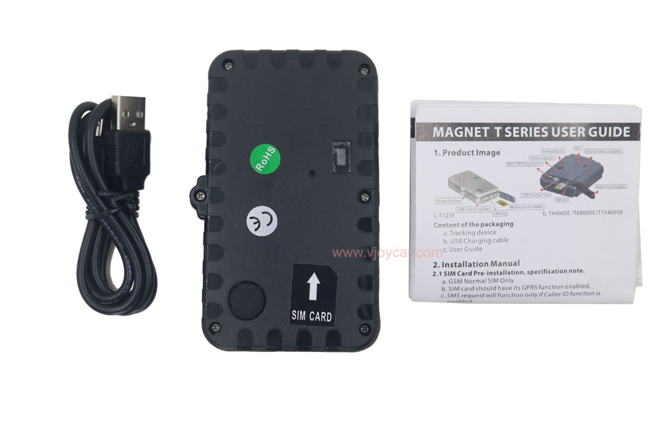 T12SE GPS TRACKER