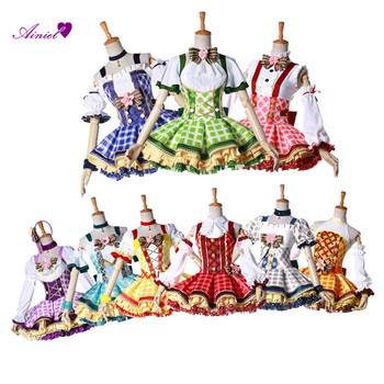 Ainiel  Lovelive Sunshine Cosplay Costume Love Live Bouquet Idolized All Members Custom Made Uniforms For Women and Girl