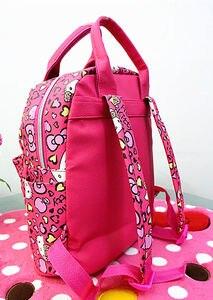 Image 5 - New Cute Hello Kitty Backpack Bag School Bag Purse yey 3303