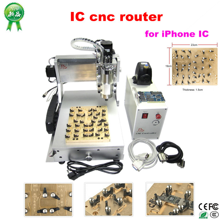 LY 3020 8 in 1 IC CNC polishing machine For iPhone IC Repair 1pc white or green polishing paste wax polishing compounds for high lustre finishing on steels hard metals durale quality