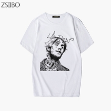 Rapper Lil Peep T Shirt Rap Hiphop LilPeep T-shirt PU27
