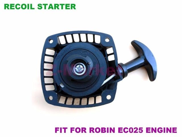 Recoil Pull Starter For Robin Ec025gr Engine Hedge Trimmer 2 Stroke Gasoline Garden Tools Spare