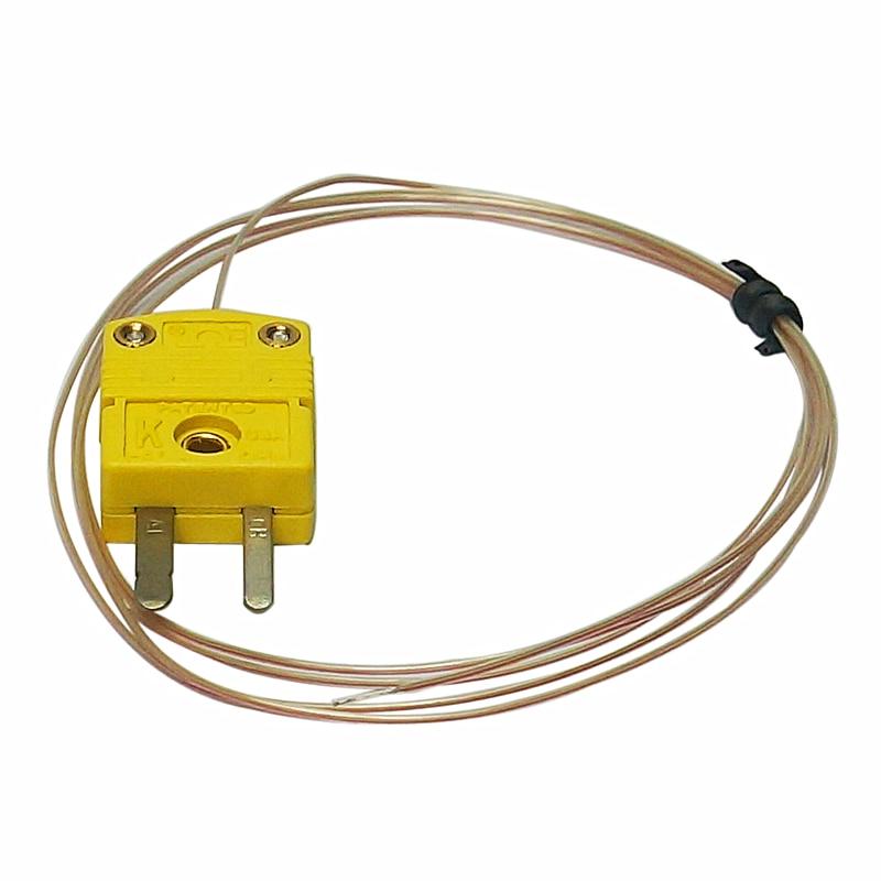 2pcs/lot Omega K-Type Thermocouple Sensor Wire, For IR6000 IR6500 IR9000 Bga Rework Station Bga Machine Repairing