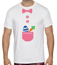 NEW KIDS MENS WOMENS EASTER BUNNY COSTUME EGGS HUNT RABBIT CARROT FUN T-SHIRT New T Shirts Funny Tops Tee Unisex