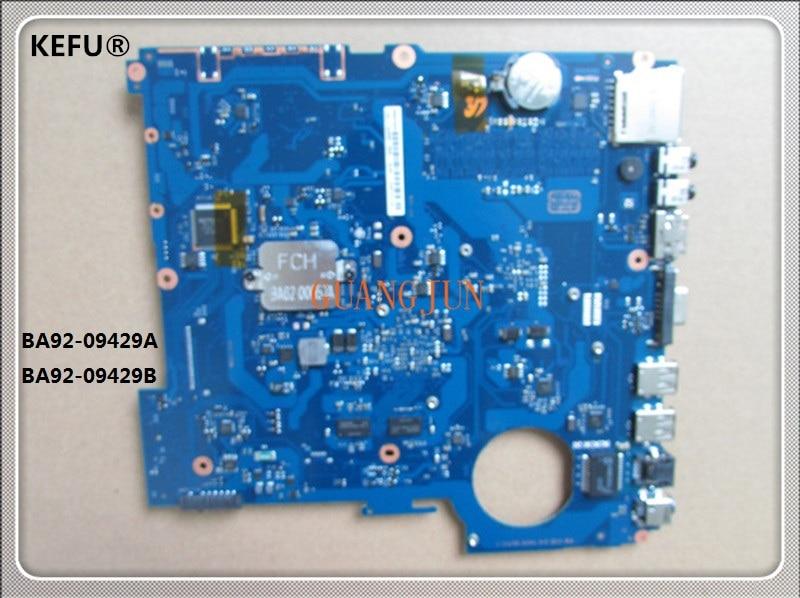 KEFU For Samsung RV415 RV515 BA92 09429A BA92 09429B Motherboard DDR3 100 Tested