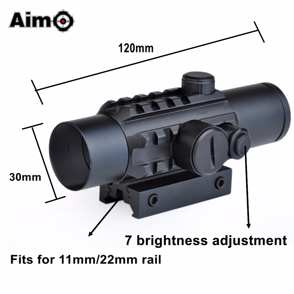 Aim-O Tactical Delta Red Dot Riflescope Holographic Sight Rifle Scope 11mm 20mm Weaver Mount For Hunting Air Gun AO3017 anton camarota sustainability management in the solar photovoltaic industry
